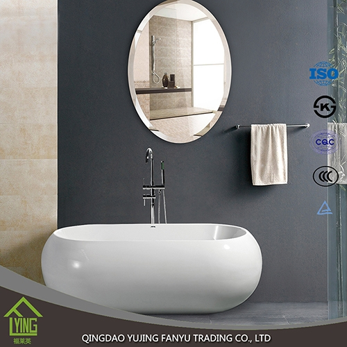 Beveled Edge Oval Bathroom Mirror Manufacturer In China Mirror