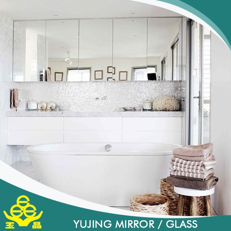 china factory cheap bathroom mirrors - mirror manufacturer