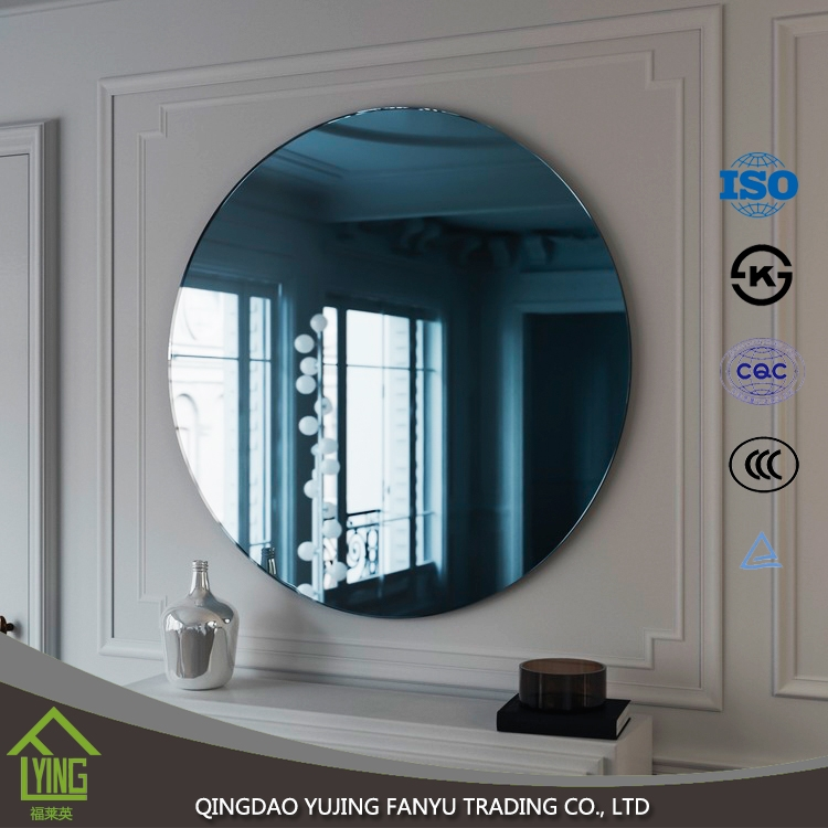 Classical Colored Mirror Glass 1 8 2 7 3 4 5 6mm Thickness