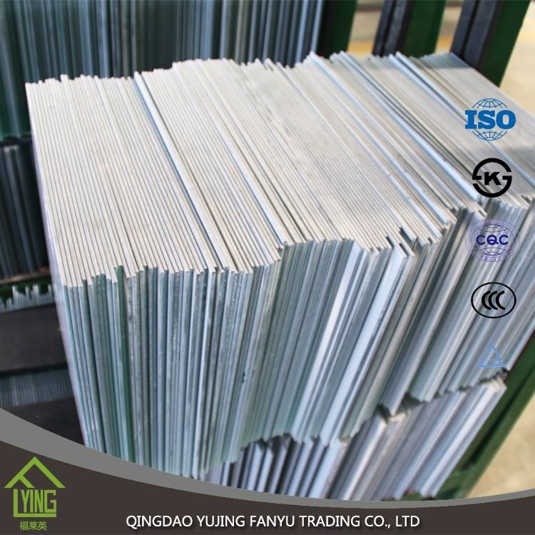 hoja de espejo de aluminio fábrica competitivo precio a granel de ...