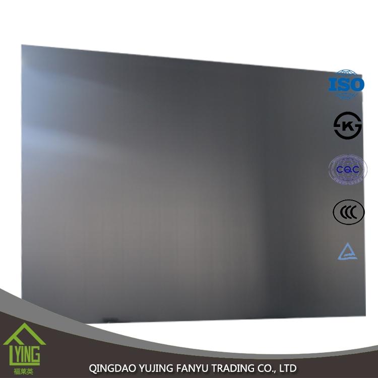 Hoch Reflektierende Aluminiumbleche Spiegel Spiegel Hersteller