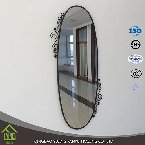Unbreakable Mirror 1 5 3 4 6mm Thickness Bathroom Price