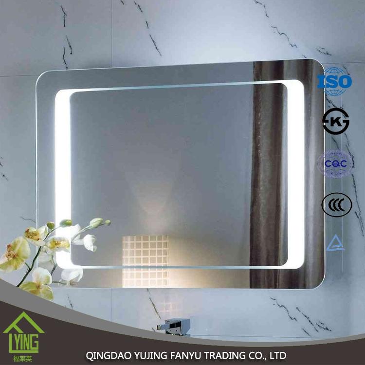 a33428fb763 ... yujing fancy bathroom cosmetic mirror   cheap silver mirror glass  furniture